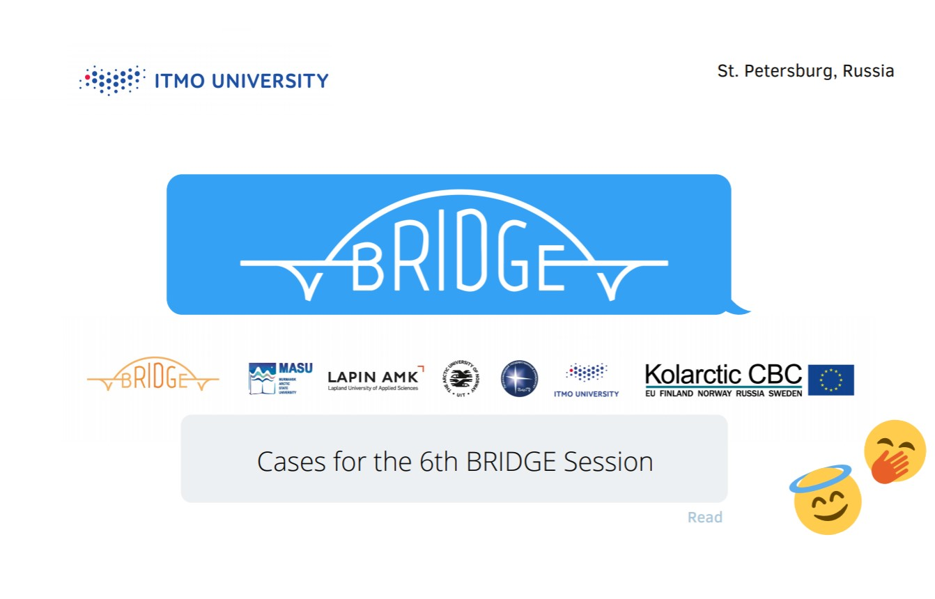 BRIDGE International Project: Call for Applications