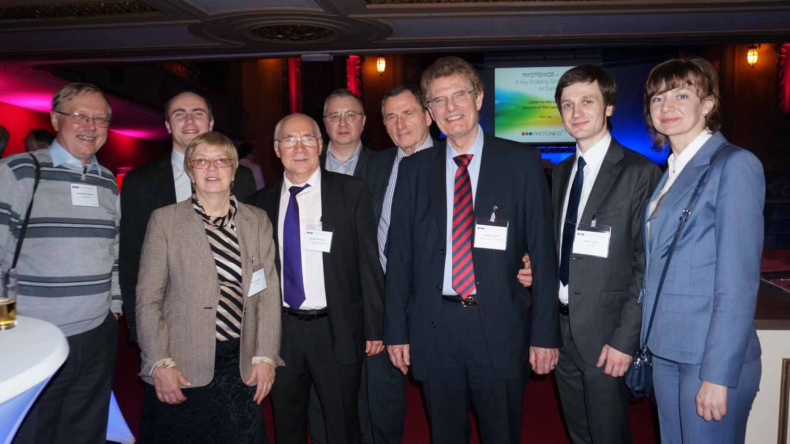 Ежегодная сессия европейской технологической платформы «Фотоника 21»
