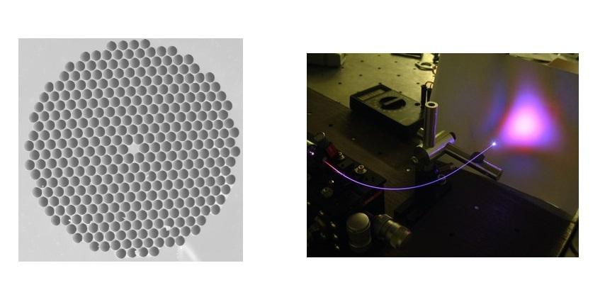 Фотонно кристаллическое волокно применение
