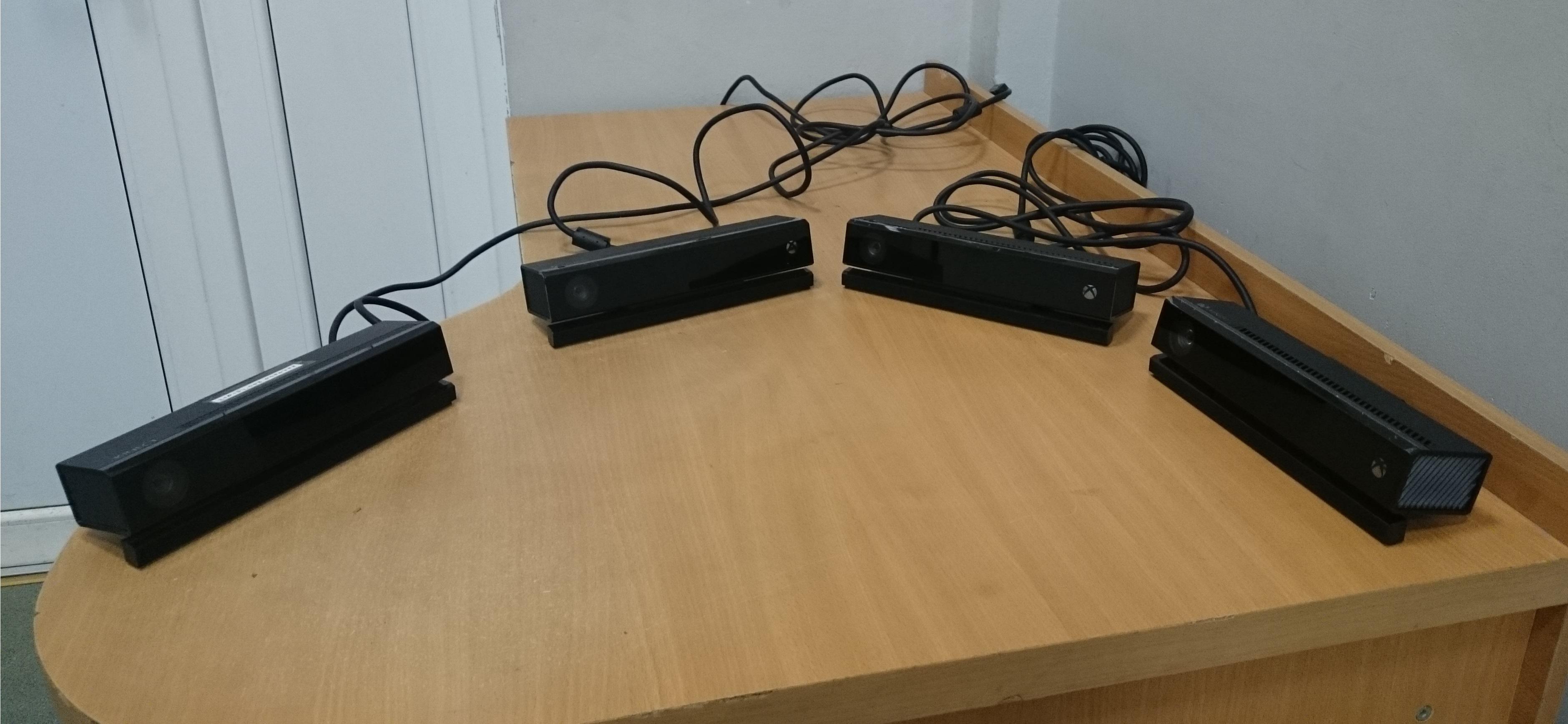 Захват движений с помощью Kinect в Университете ИТМО