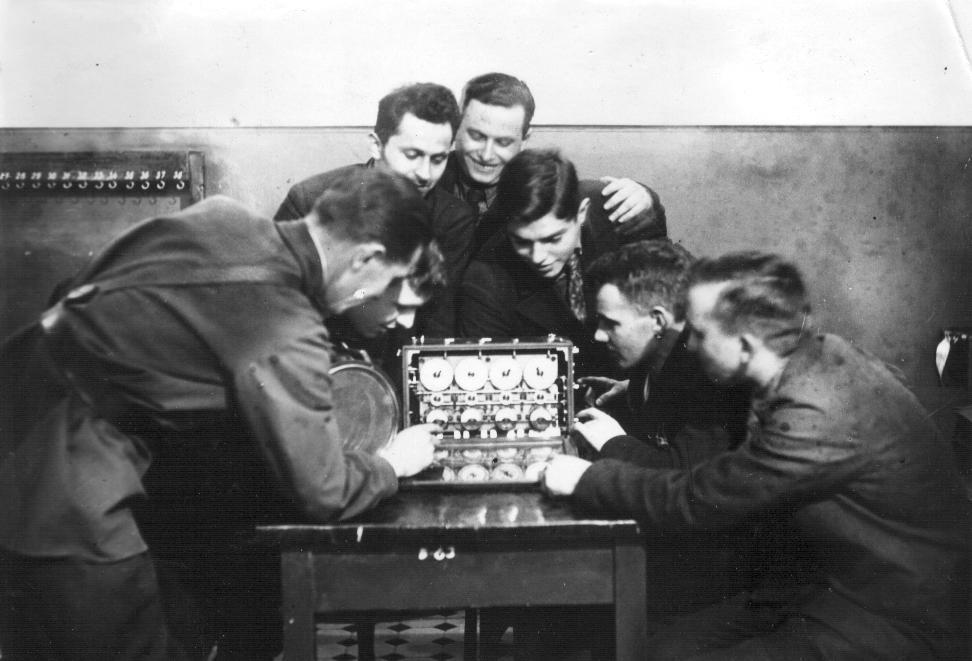 Практические занятия. 1937 год