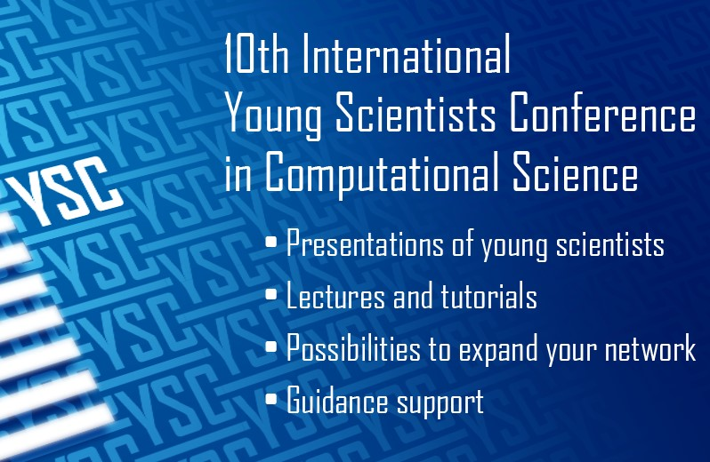10th International Young Scientists Conference in Computational Science (YSC 2021)
