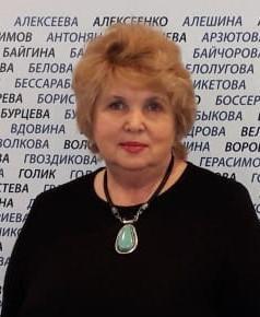 Алексеева Лариса Дмитриевна
